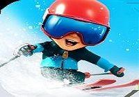 滑雪试练好玩吗?体验惊险刺激的滑雪之旅!