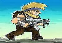 金属战士2好玩吗?您将成为一个精锐的雇佣军!