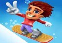 像素滑板大冒险2020好玩吗?你将在美丽又危险的山上进行滑雪冒险!