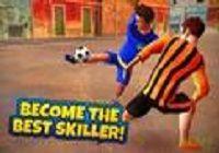 skilltwins足球游戏好玩吗?一起在足球场上自由奔跑吧!