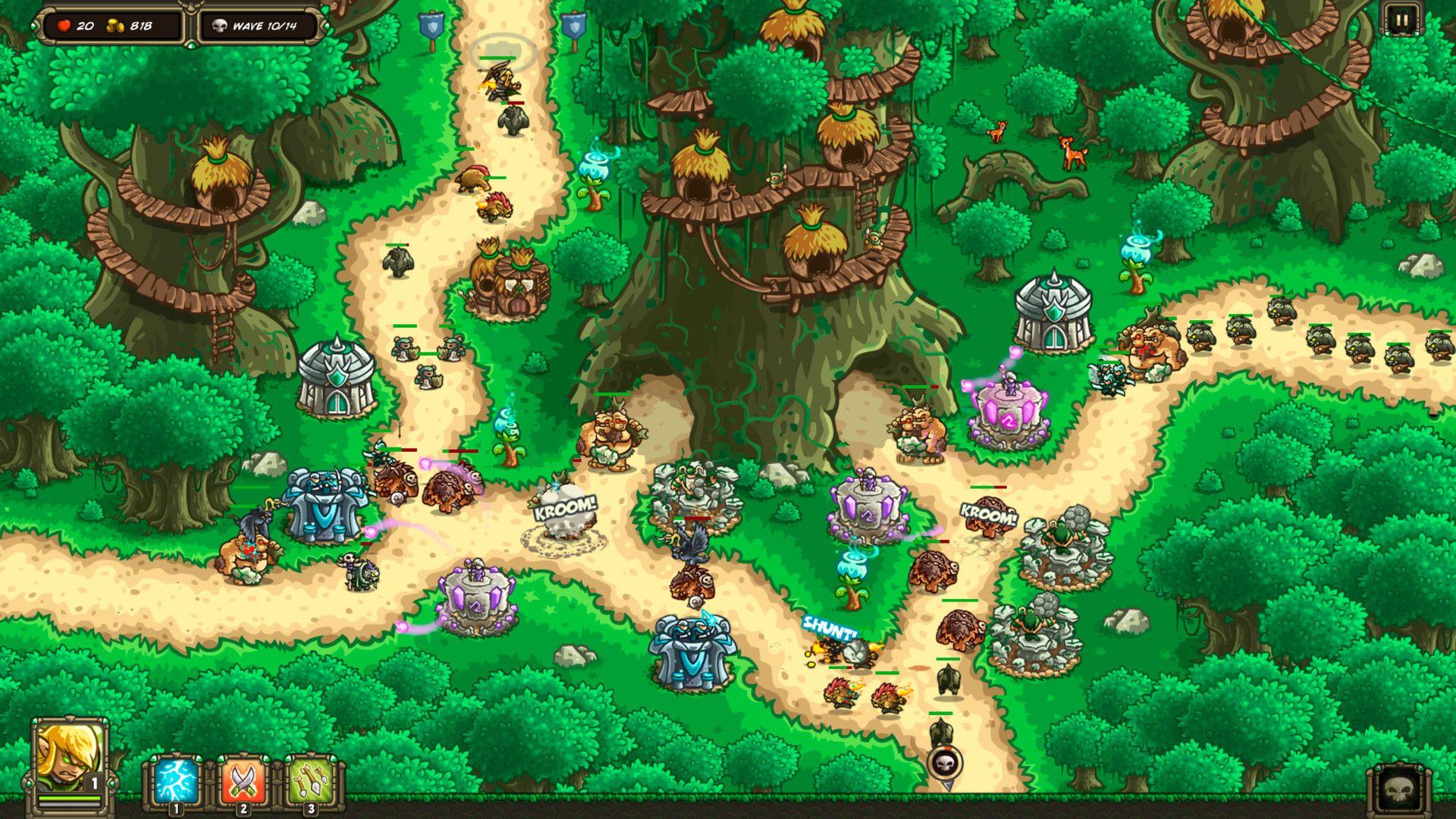 王国保卫战:起源好玩吗?超强塔防神作带你领略史诗般的魔法战争!