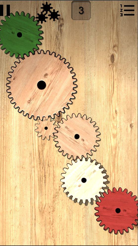 齿轮逻辑难题好玩吗?用一个个小小齿轮搭建出庞大的机械结构!