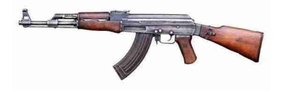《穿越火线手游》:点射最准的步枪不是无影!不是火麒麟!而是81式步枪!