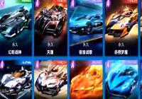 《QQ飞车》:不花冤枉钱!超值赛车推荐!