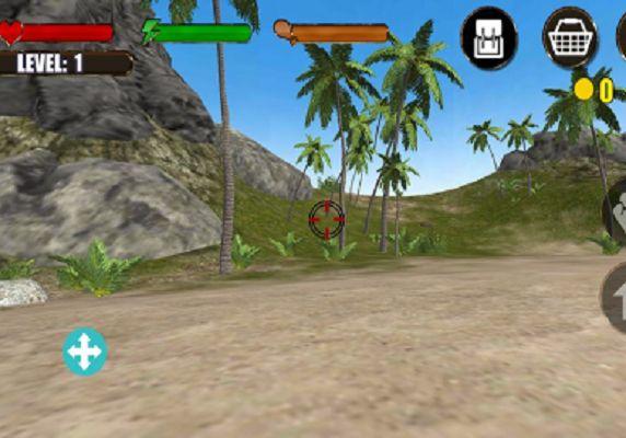 想体验野外求生的刺激?《荒岛大冒险游戏 》带给你求生的快乐!