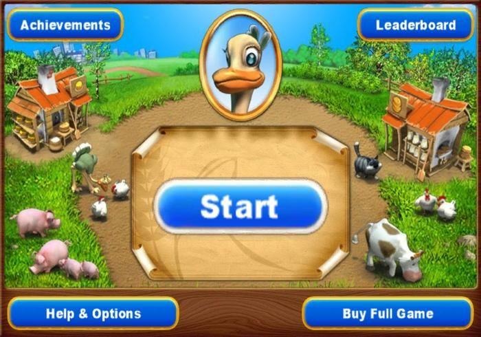 种庄稼,养动物,这里就是您的私家农场—《疯狂农场》!
