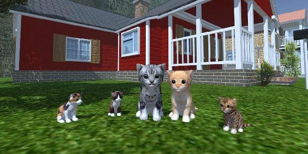 猫咪养成游戏推荐