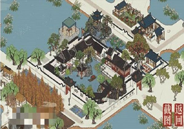 江南百景图东园升级需要什么材料?东园1-9级材料一览