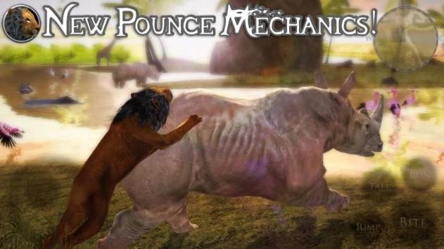 狮子模拟器2满级存档截图1