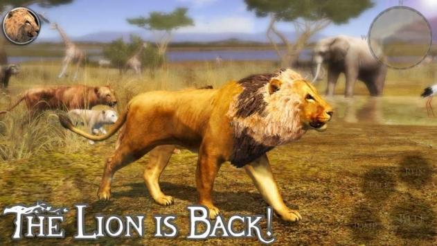 狮子模拟器2满级存档截图3