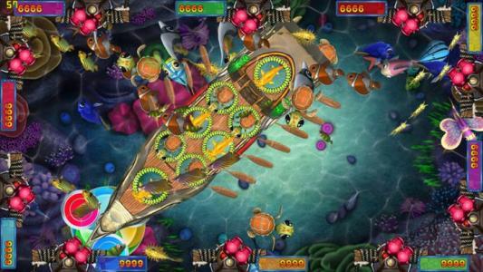 电玩游戏厅捕鱼怎么赢?电玩游戏厅捕鱼能兑现吗?