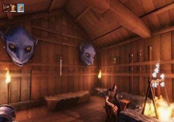 valheim英灵神殿战利品怎么挂墙上?英灵神殿战利品怎么展示