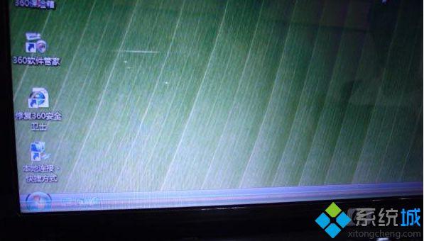 win7系统电脑屏幕出现闪屏的解决方法