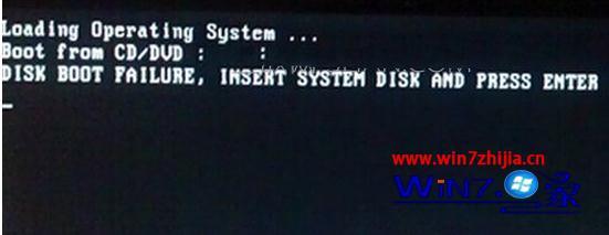 win7系统修复电脑硬盘损坏开不了机的操作方法
