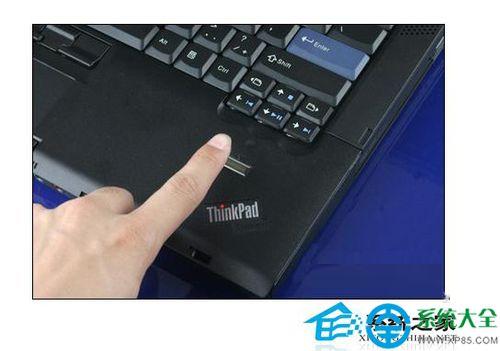 win7系统设置电脑指纹识别的操作方法