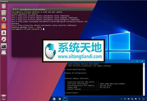 win10系统双重启动Ubuntu和Windows 10的操作方法